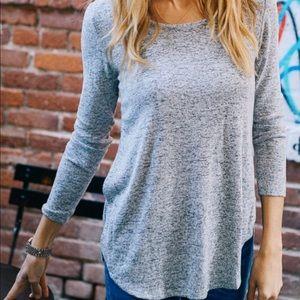 Sweaters - 🆕 scoop neck long sleeve